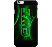 Cwe Mobile iPhone Case/Skin