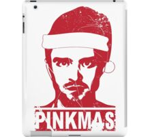 PINKMAS- PINKMAN CHRISTMAS  iPad Case/Skin