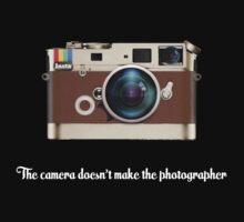 Leica Instagram camera One Piece - Long Sleeve