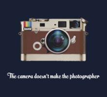 Leica Instagram camera One Piece - Short Sleeve