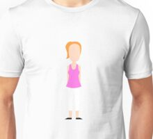 Minimalist Summer Unisex T-Shirt