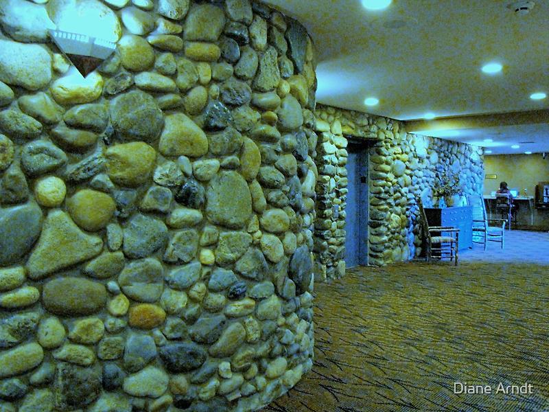 Seattle, Washington....Best Western Motel Walls by trueblvr