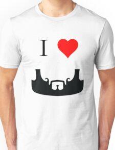I Heart Crane Unisex T-Shirt