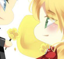 OUAT - Buttercup Princess Sticker