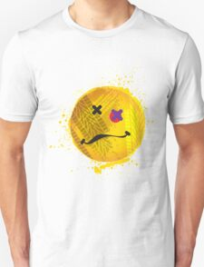 Smiley face - roadkill T-Shirt