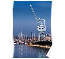 Dockside Poster