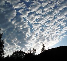 Clouds © by Ethna Gillespie
