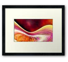 The Joining Framed Print