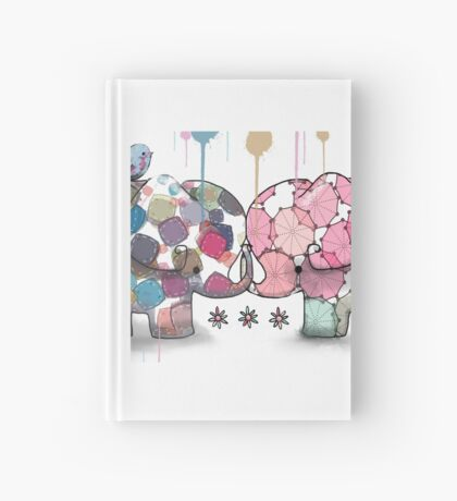 elephant confection Hardcover Journal