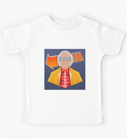 Great Scott! Kids Tee