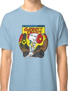 Groovy Comics Classic T-Shirt