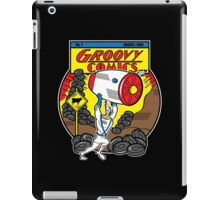Groovy Comics iPad Case/Skin