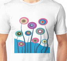Whimsical Trees Unisex T-Shirt