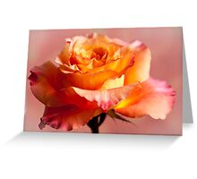 The Rose 3 Greeting Card
