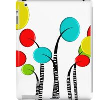 Whimsical Trees iPad Case/Skin