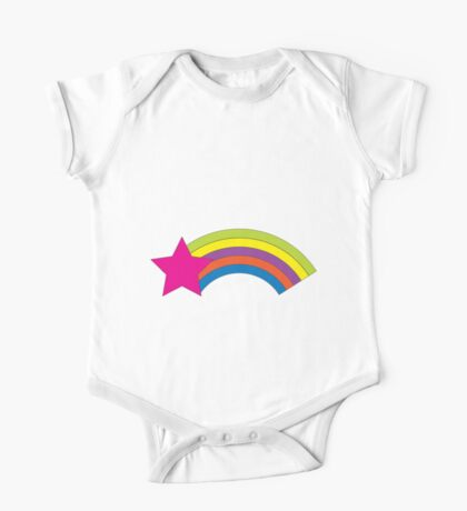 Star Rainbow Kids Clothes