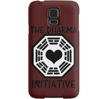 DHARMA INITIATIVE Samsung Galaxy Case/Skin