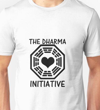 DHARMA INITIATIVE Unisex T-Shirt