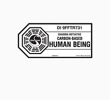 Dharma Initiative standard issued human being Unisex T-Shirt