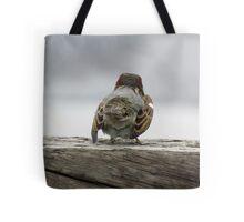 Solo bird Tote Bag