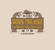 Val & Earl's Work for Hire Unisex T-Shirt