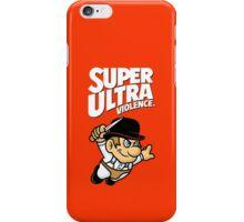 Super Ultra Violence iPhone Case/Skin