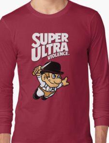 Super Ultra Violence Long Sleeve T-Shirt