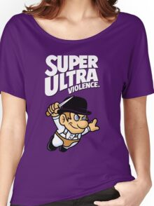 Super Ultra Violence Women's Relaxed Fit T-Shirt