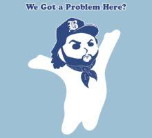 DoughBoyz in the Hood (We Got a Problem Here?) T-Shirt
