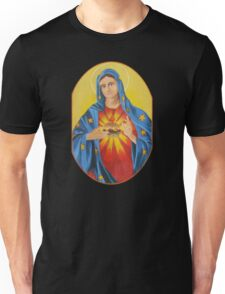 Our Lady of the Six Dollar Burger Unisex T-Shirt