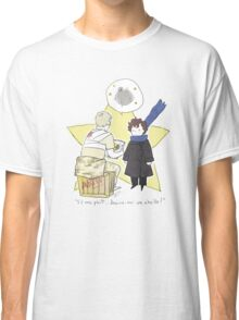 Le Petit Consulting Detective - French Classic T-Shirt