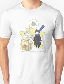 Le Petit Consulting Detective - French T-Shirt