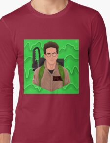 i collect spores mold and fungus Long Sleeve T-Shirt