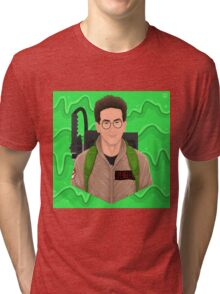 i collect spores mold and fungus Tri-blend T-Shirt
