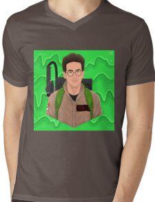 i collect spores mold and fungus Mens V-Neck T-Shirt