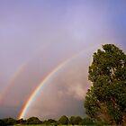 Double Rainbow On Kaua'i by Hapatography