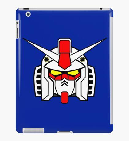 The White Devil iPad Case/Skin