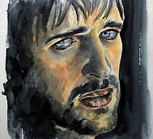 Jonas Armstrong, featured in Art Universe by FDugourdCaput