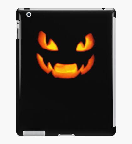 Jack-O'-Lantern iPad Case/Skin