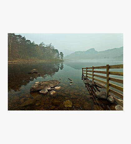 Blea Tarn Looking To Langdale Photographic Print