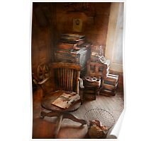 Furniture - Chair - The engineers office Poster