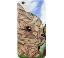 Bunny and Butterfly iPhone Case/Skin
