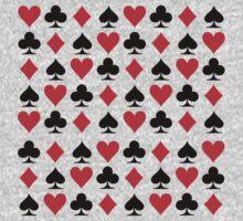 Poker cards Baby Tee