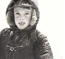 Boy in the Cold by arcticrevival