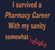 Funny Retired Pharmacist T-Shirt by Gail Gabel, LLC