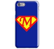 Super M Logo iPhone Case/Skin