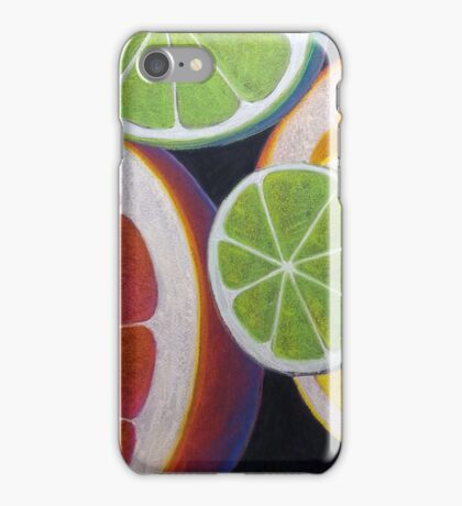 Sweet and Juicy Fruit Collage iPhone Case/Skin