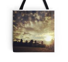 Sky Watcher Sunset Tote Bag