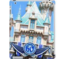 60th Anniversary Castle iPad Case/Skin