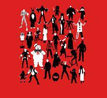 Horror Characters  T-Shirt
